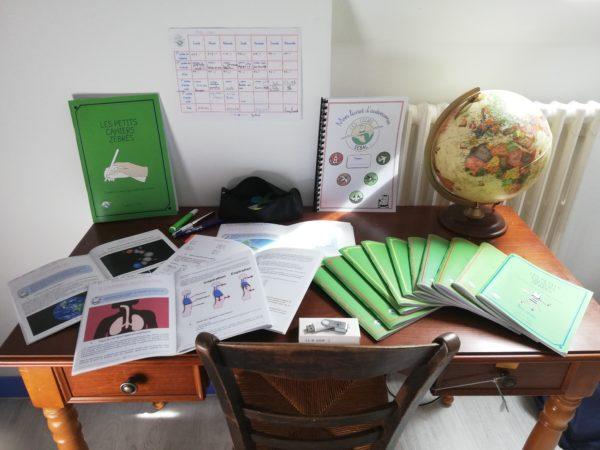 matériel pédagogique cours de CM2 avec les cours Sebal
