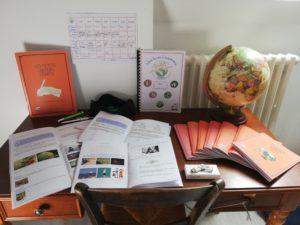matériel pédgogique cours de CE1 avec les Cours Sebal