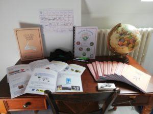 matériel pédagogique cours de CP avec les Cours Sebal